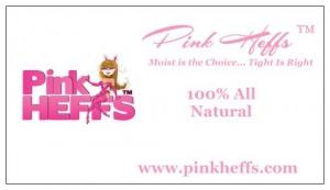 Pink Heffs Biz Card 1